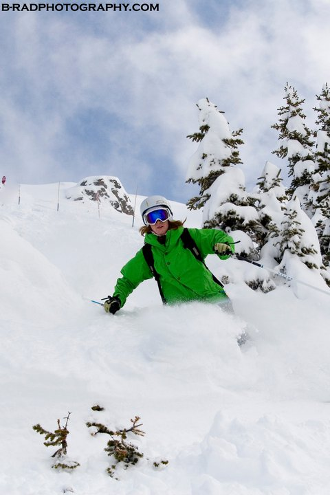 Pow in may