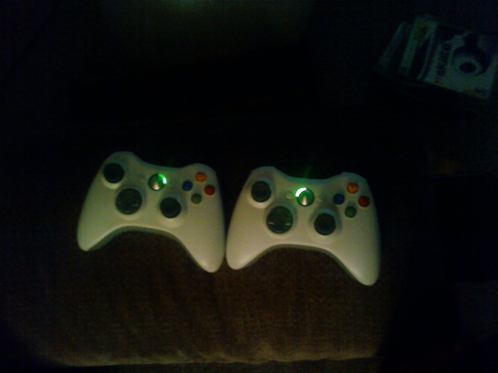 Wireless 360 controllers
