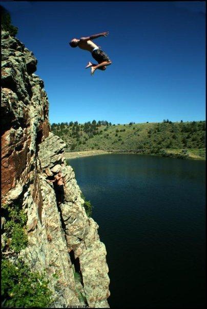 Harrison cliff