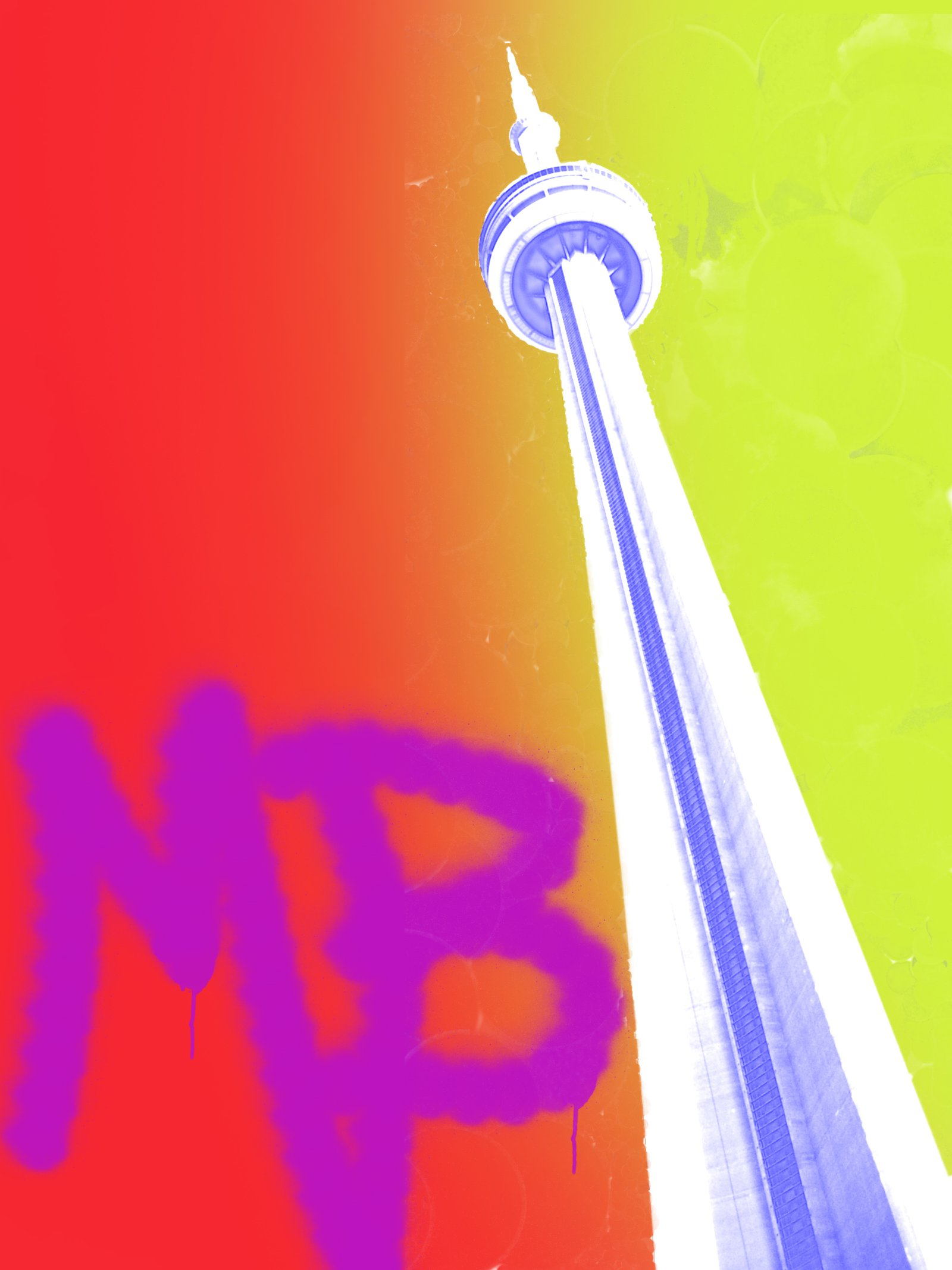 Cn tower messin in PS