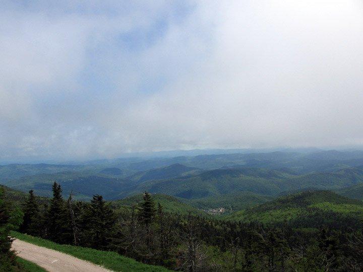 Killington Peak in June