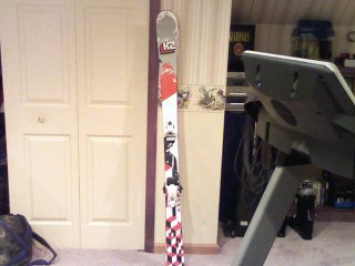 K2 old ski
