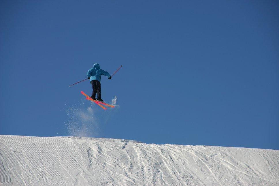 Snowpark 540