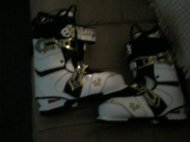 My Spk pro boots