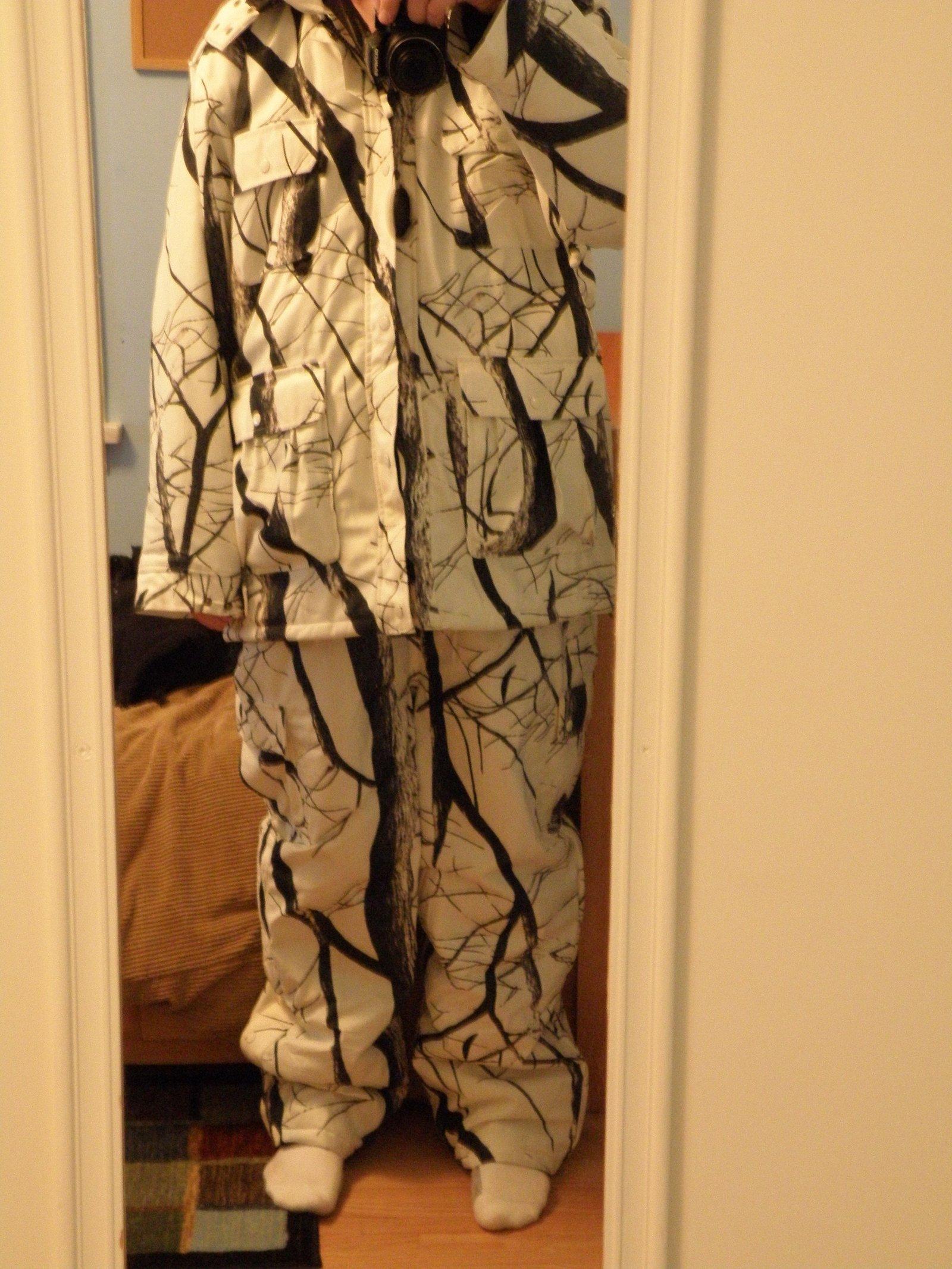 New Suit, $120 Walmart