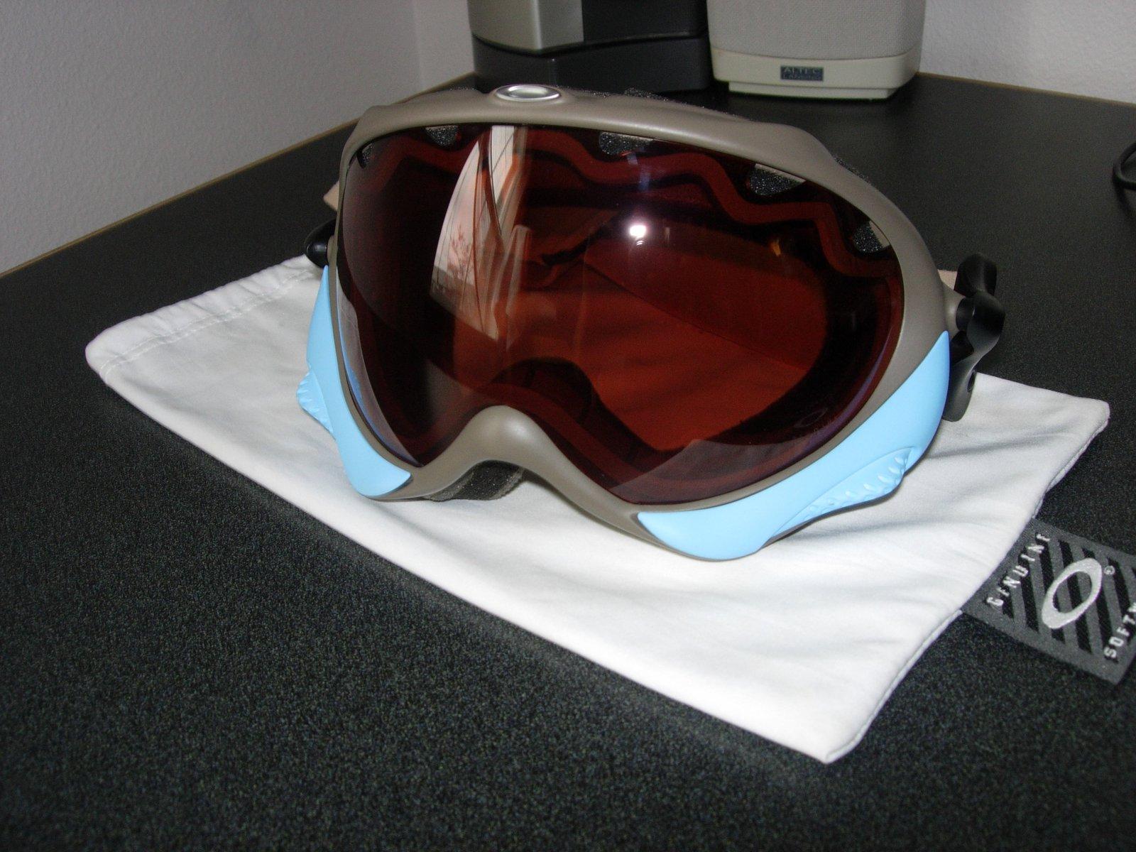 Oakley Wisdom Toast/Ozone/VR28