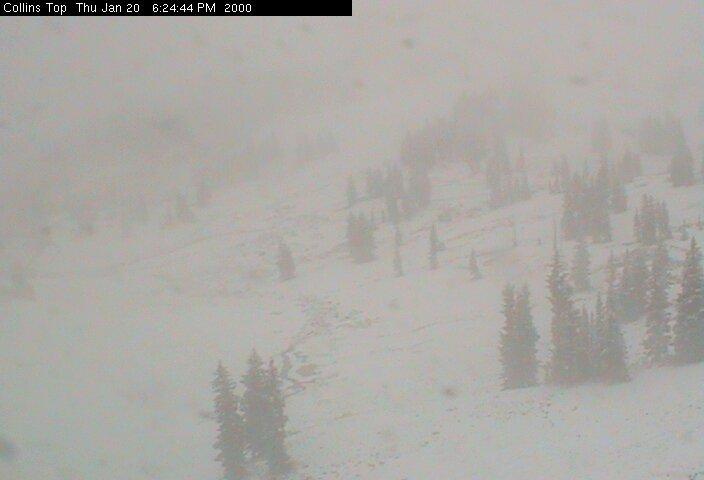 Utah Got Snow