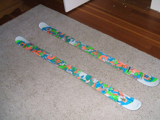 Mt skis