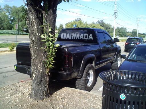 Armada Truck