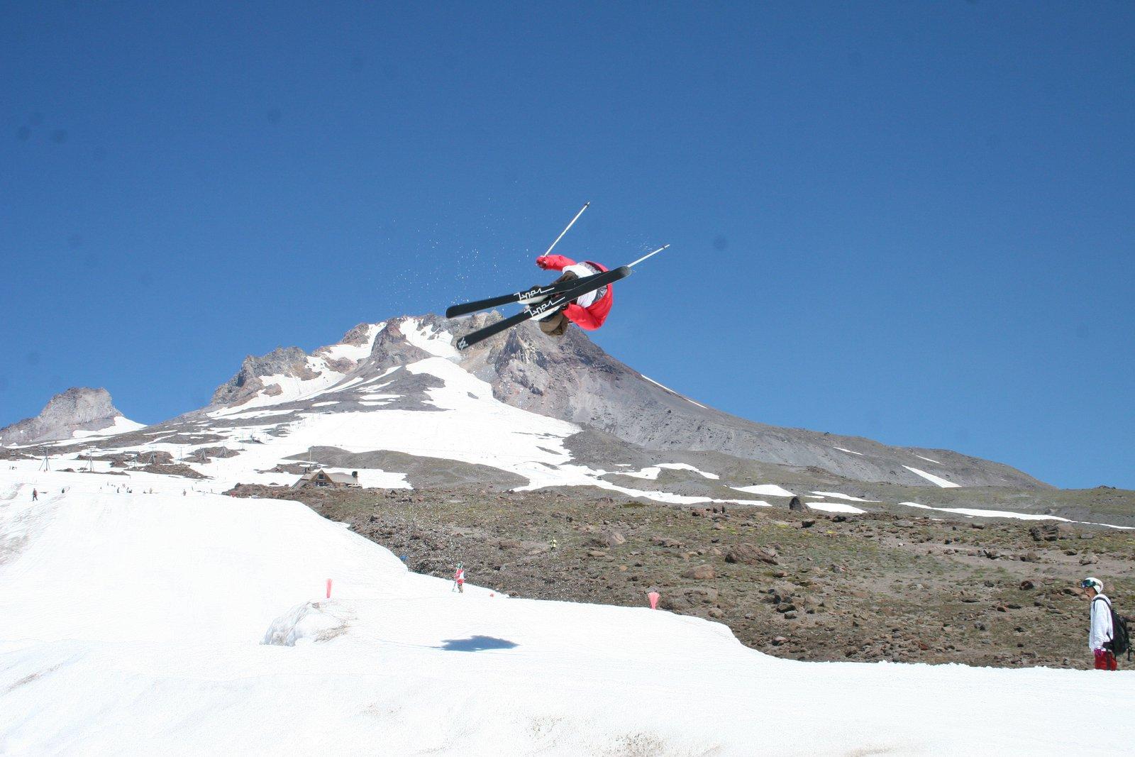 Mt Hood 2008