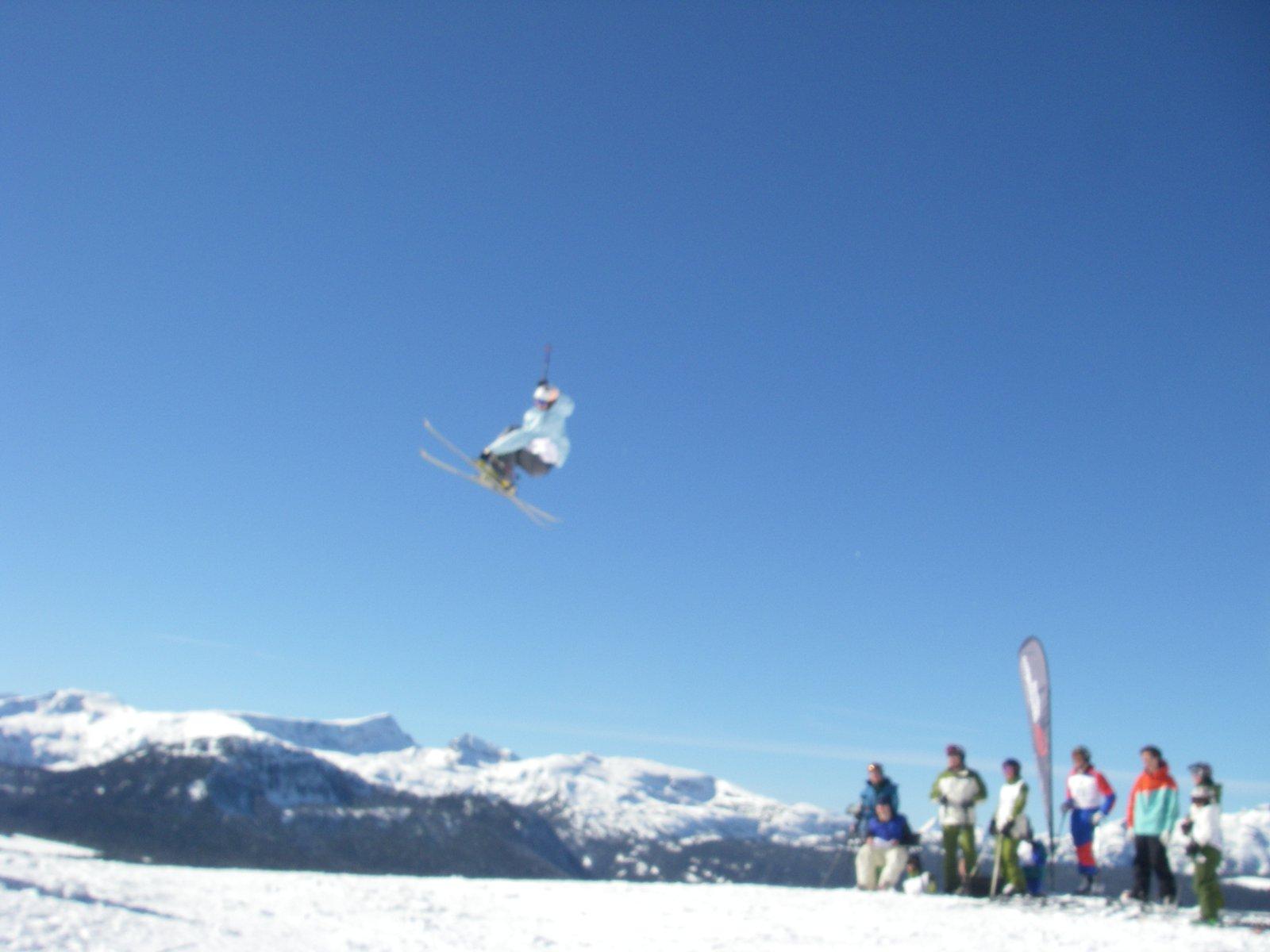 Mount washington slopestyle