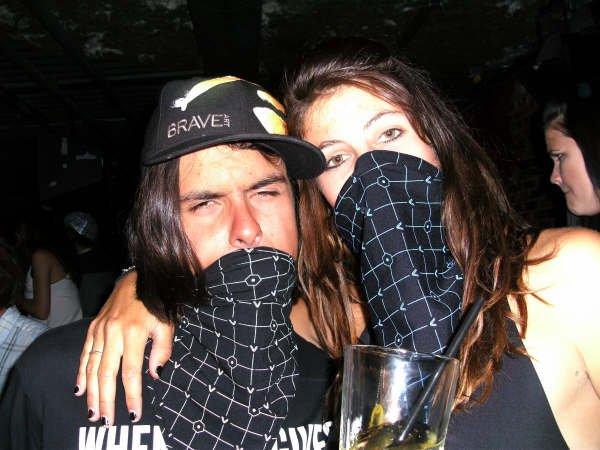 Mason and Meg