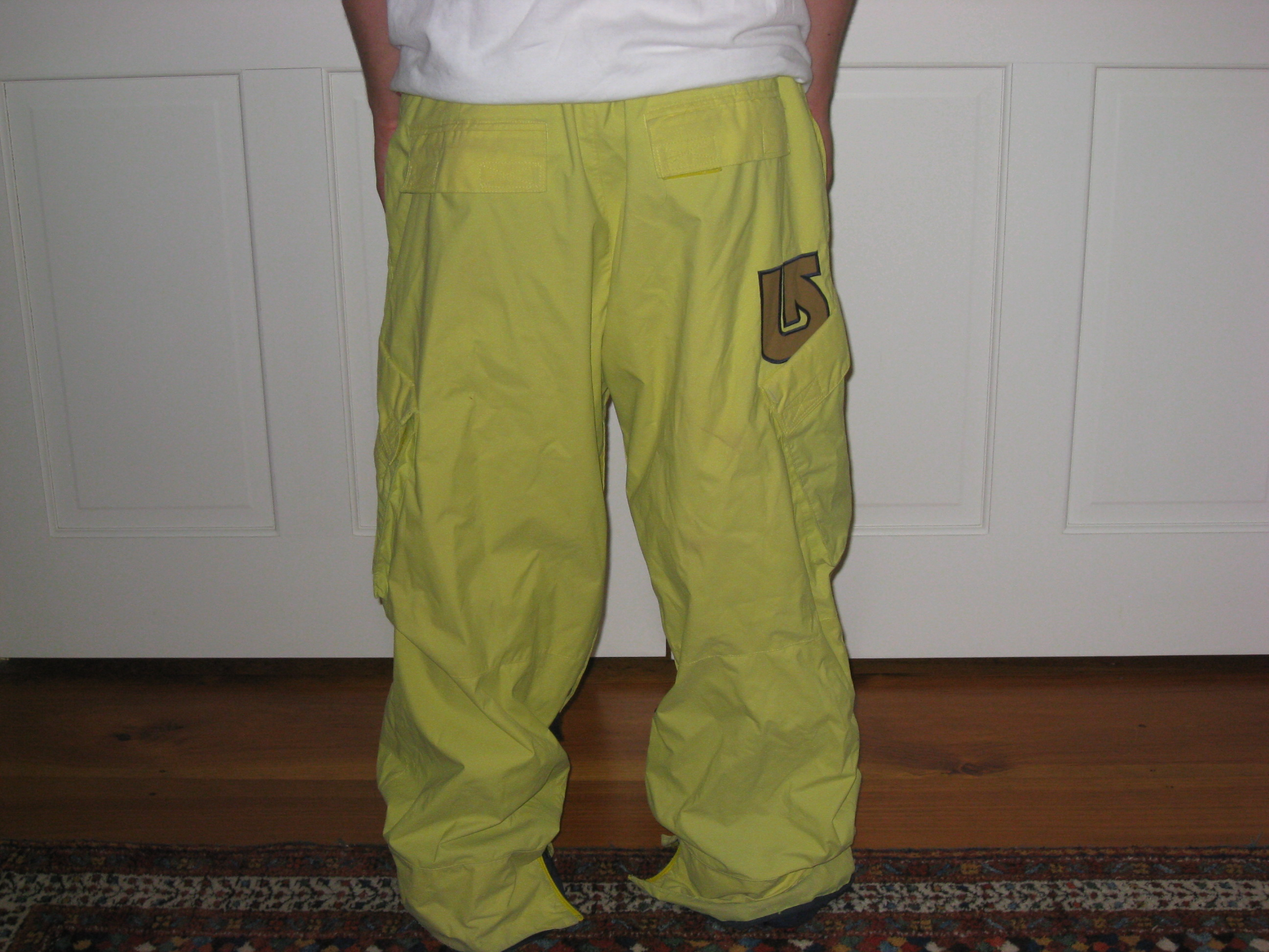 Pants agin