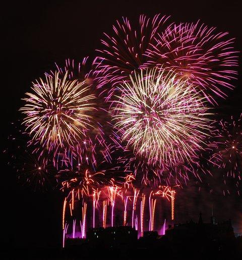 Fireworks Once More