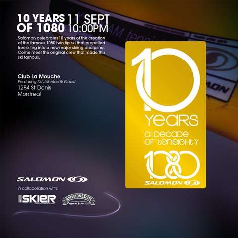 10 years of 1080
