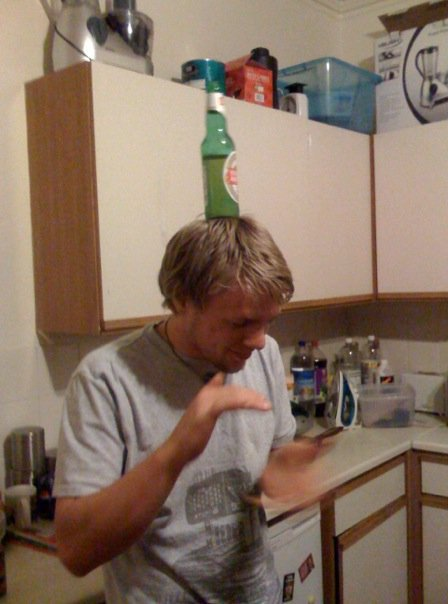Drinking trix