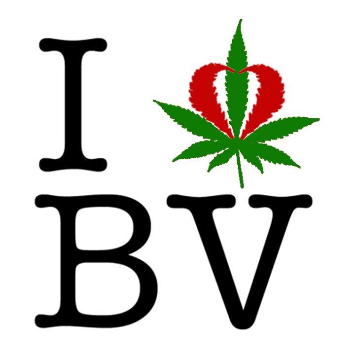I heart bv
