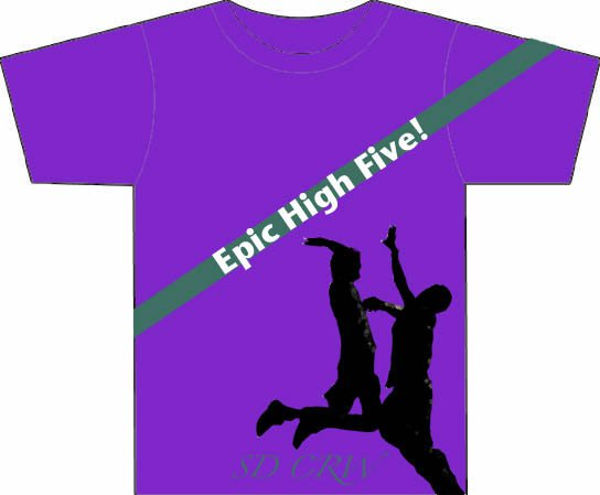 Rough T-shirt design