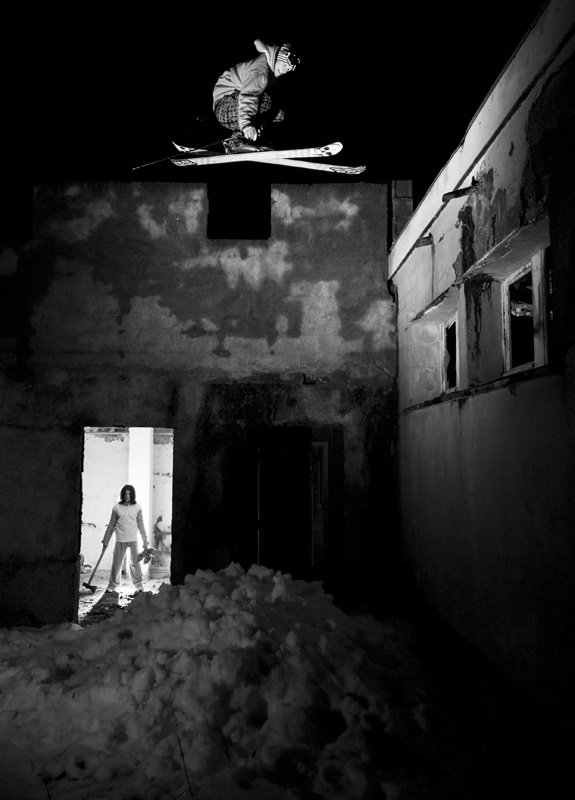 Yo André Death Jump