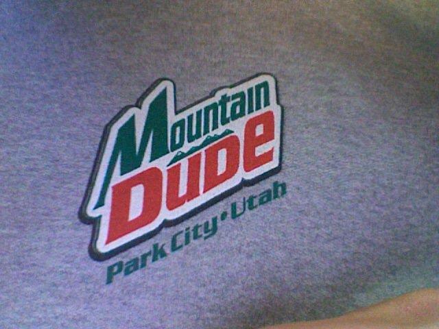 Mountain Dude