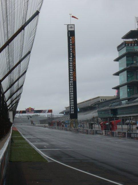 Indianapolis Motor Speedway: Moto GP