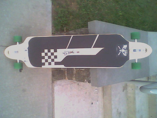 My KS Longboard