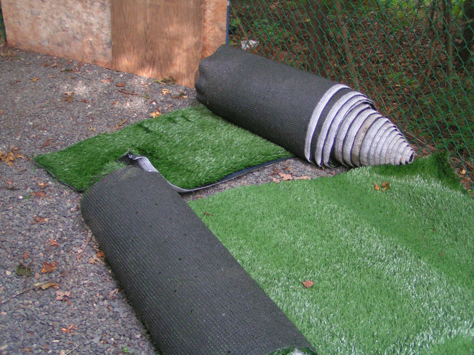 Field turf tons!!!!!!!!!!!!