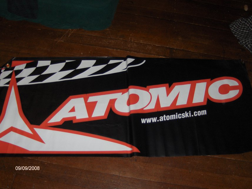 Atomic poster