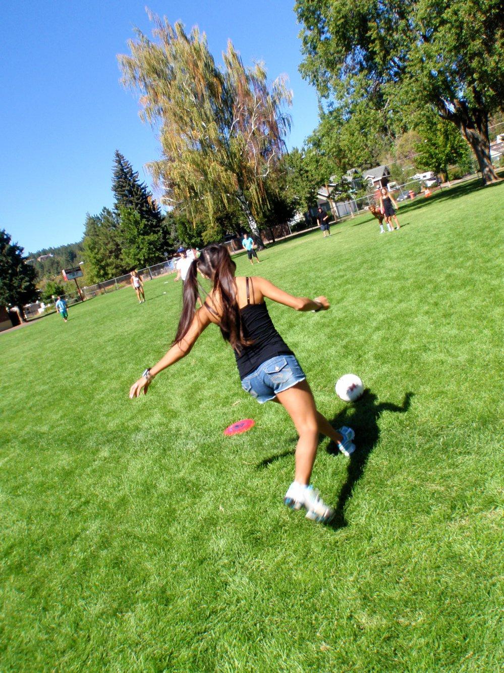 Ash Kickball