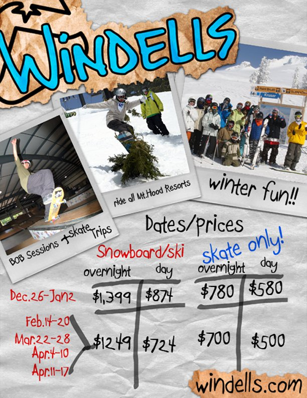 Windells Camp Winter/Spring