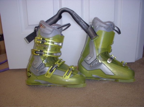 Women's Electra Rossignol Boots. 2008. 24.5