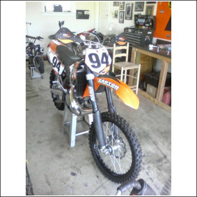 Bike for sale...not mine though