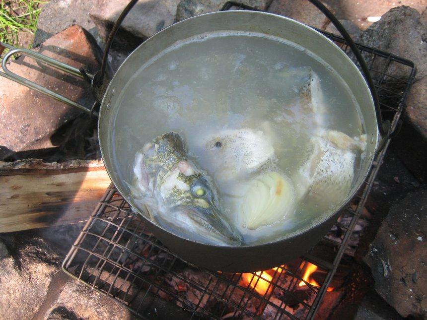 Fish soup :)