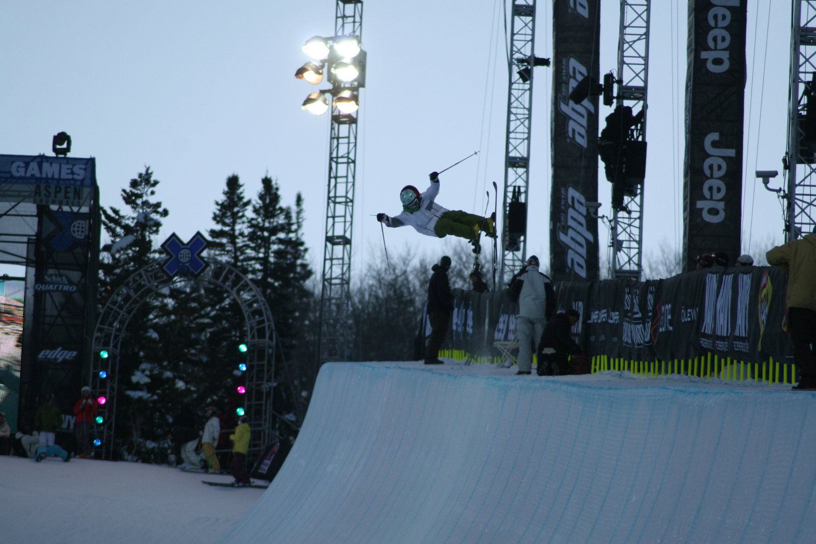 Another x games air