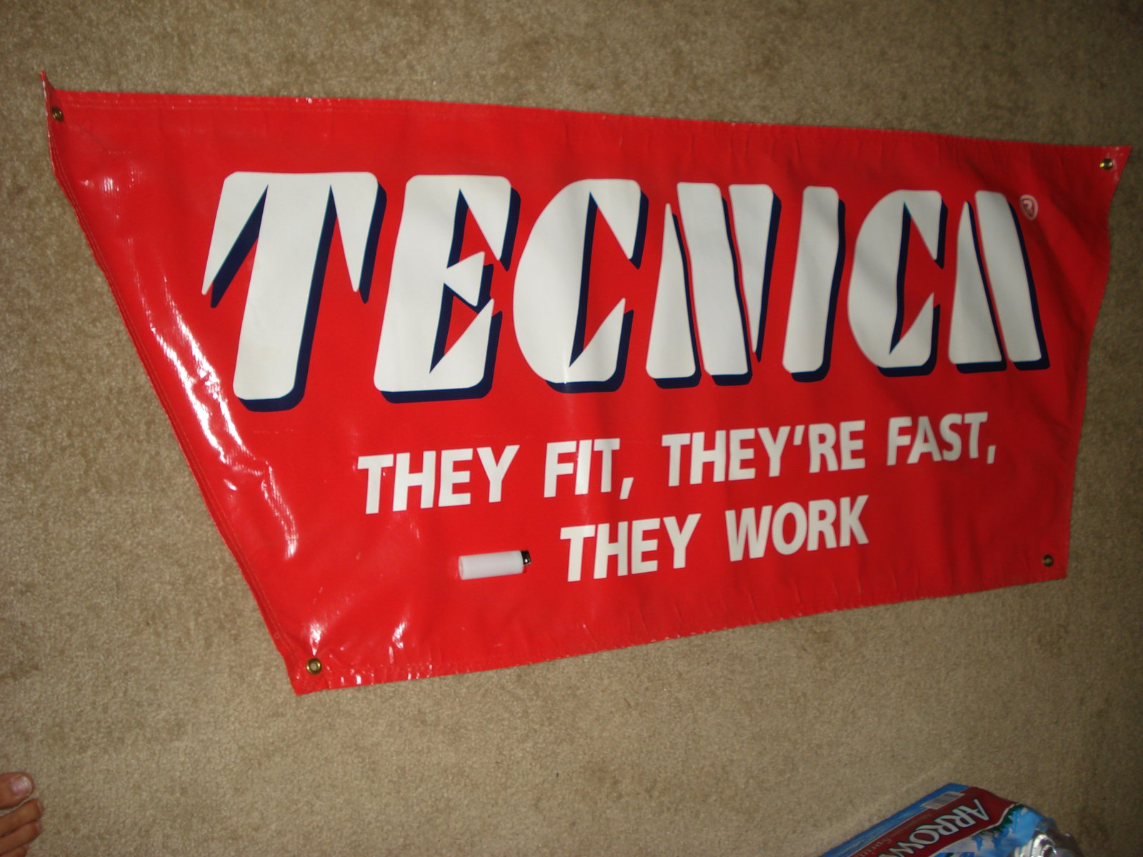 Old school technica banner for sale