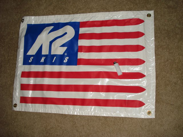 K2 banner MAYBE for sale