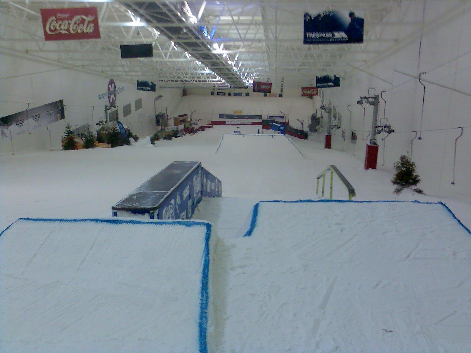 British Snow Tour - Slopestyle