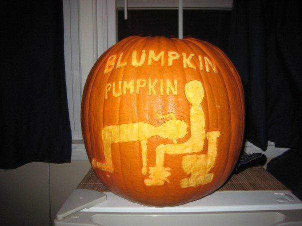 The Bumpkin Pumpkin