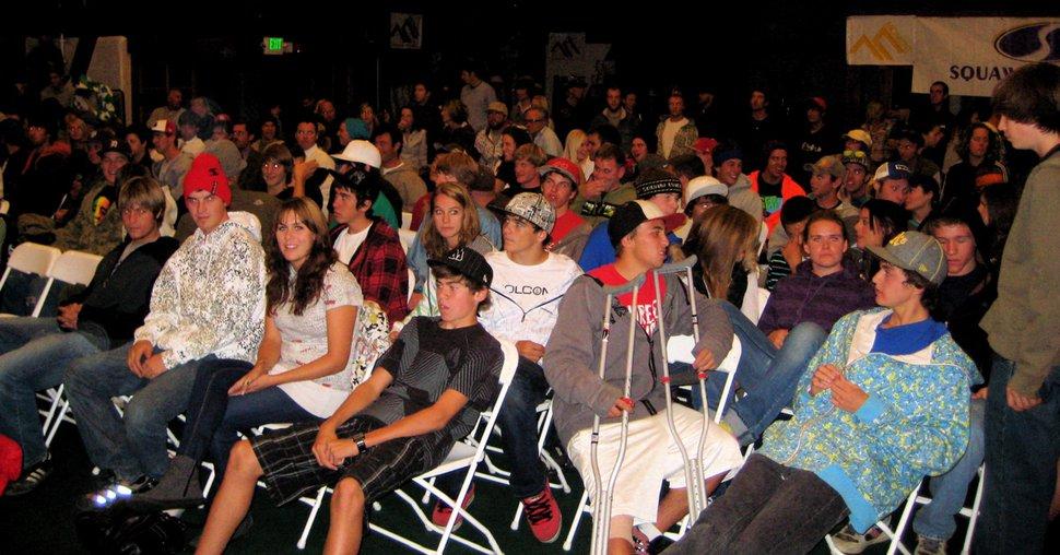 Squaw Crowd