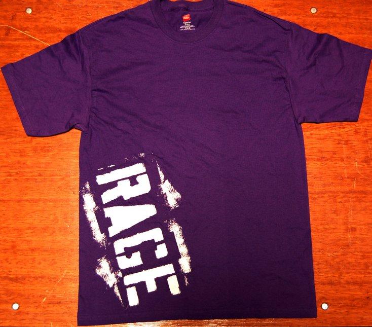 New Rage T