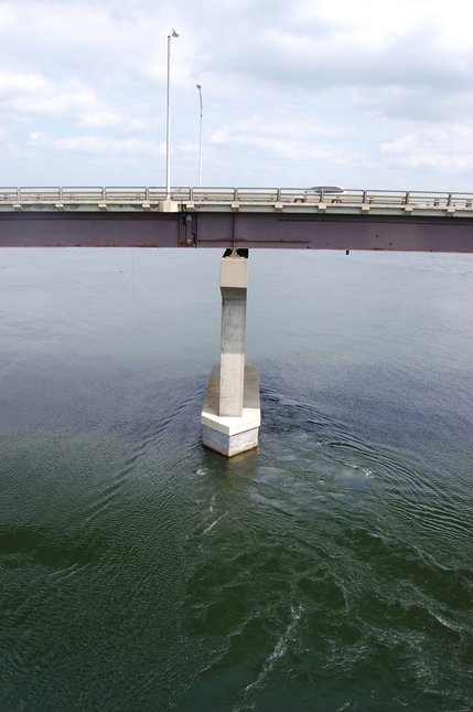 Bridge...and water