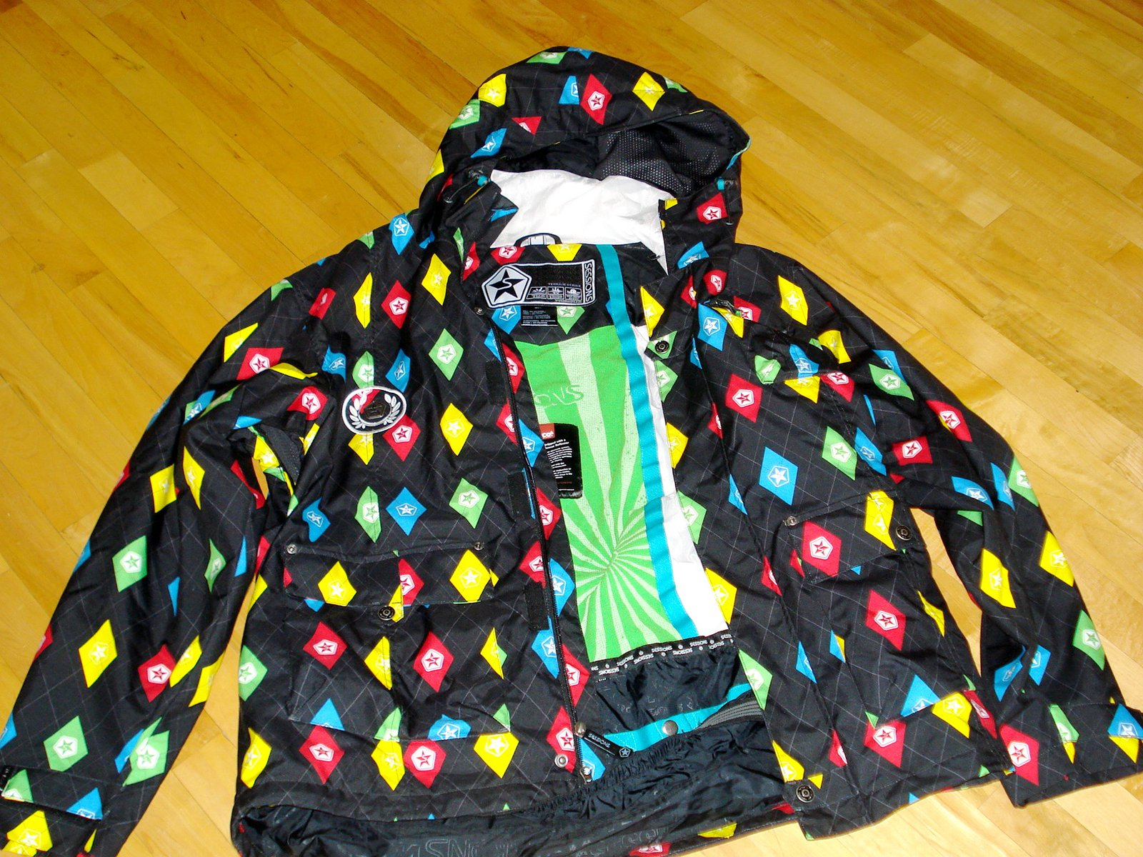 Sessions Jacket