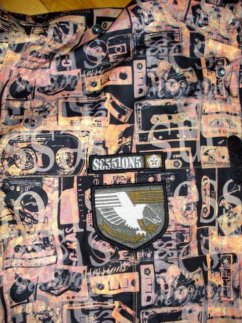 Sessions Mixtape Jacket