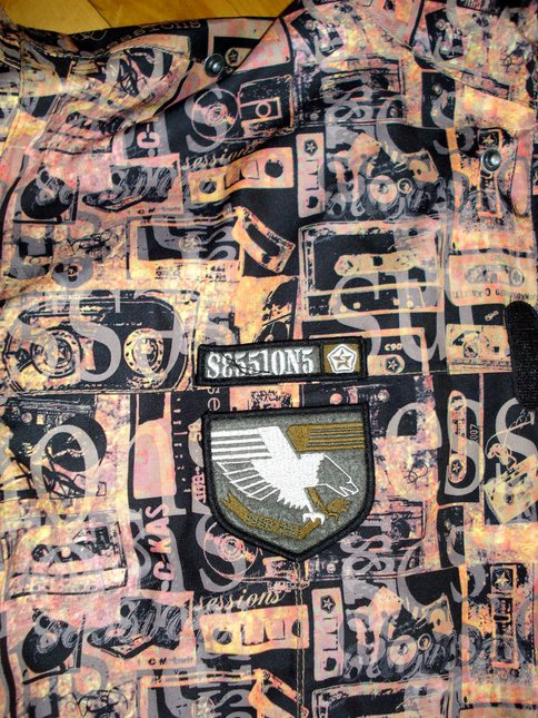 Sessions Mixtape Jacket