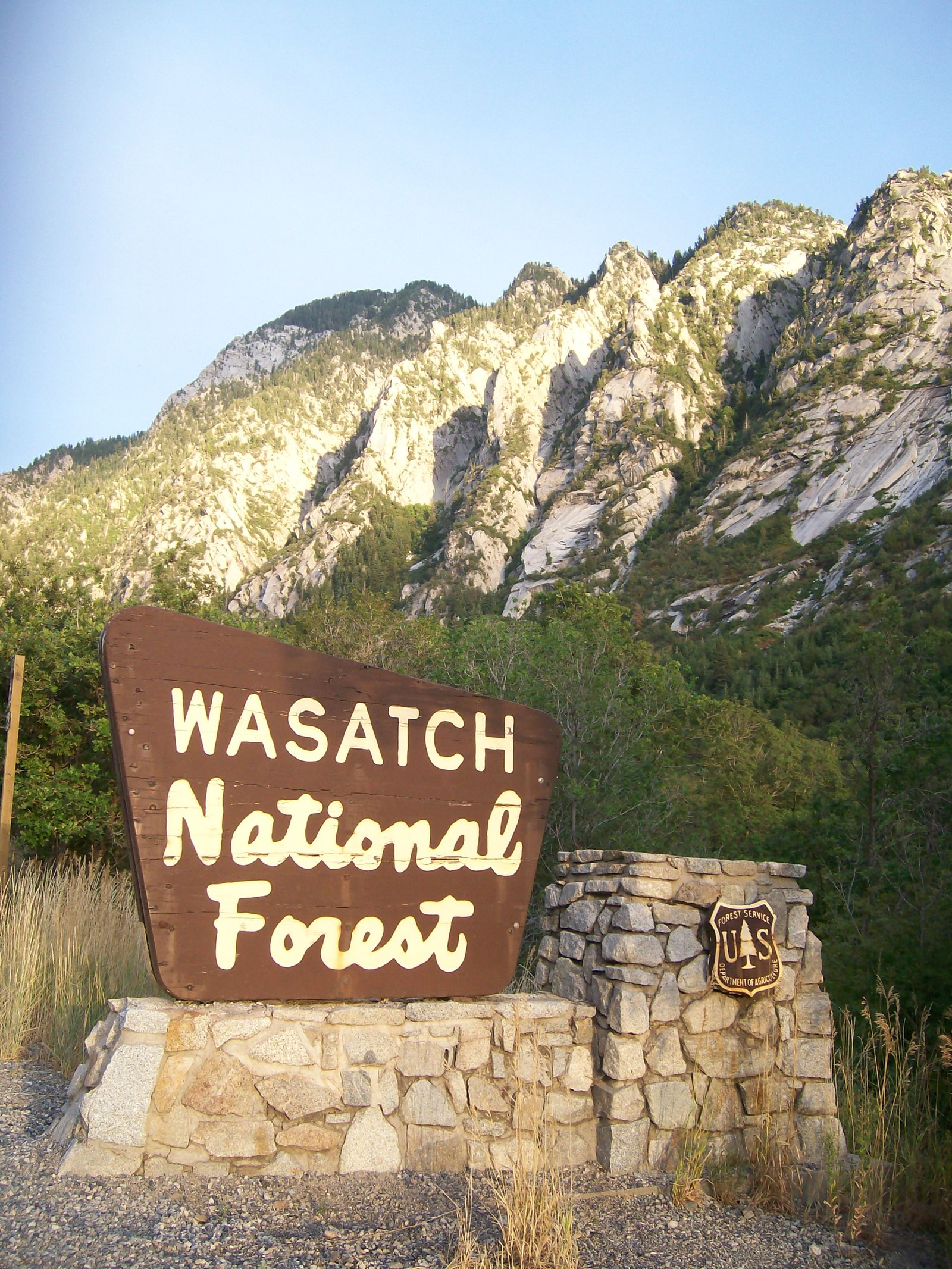 Wasatch Sign