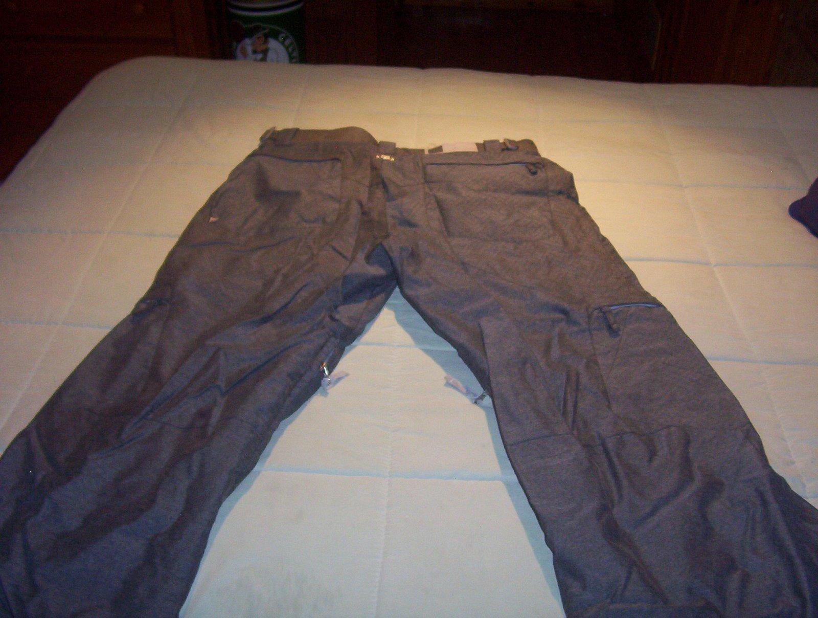 Ride pants 2