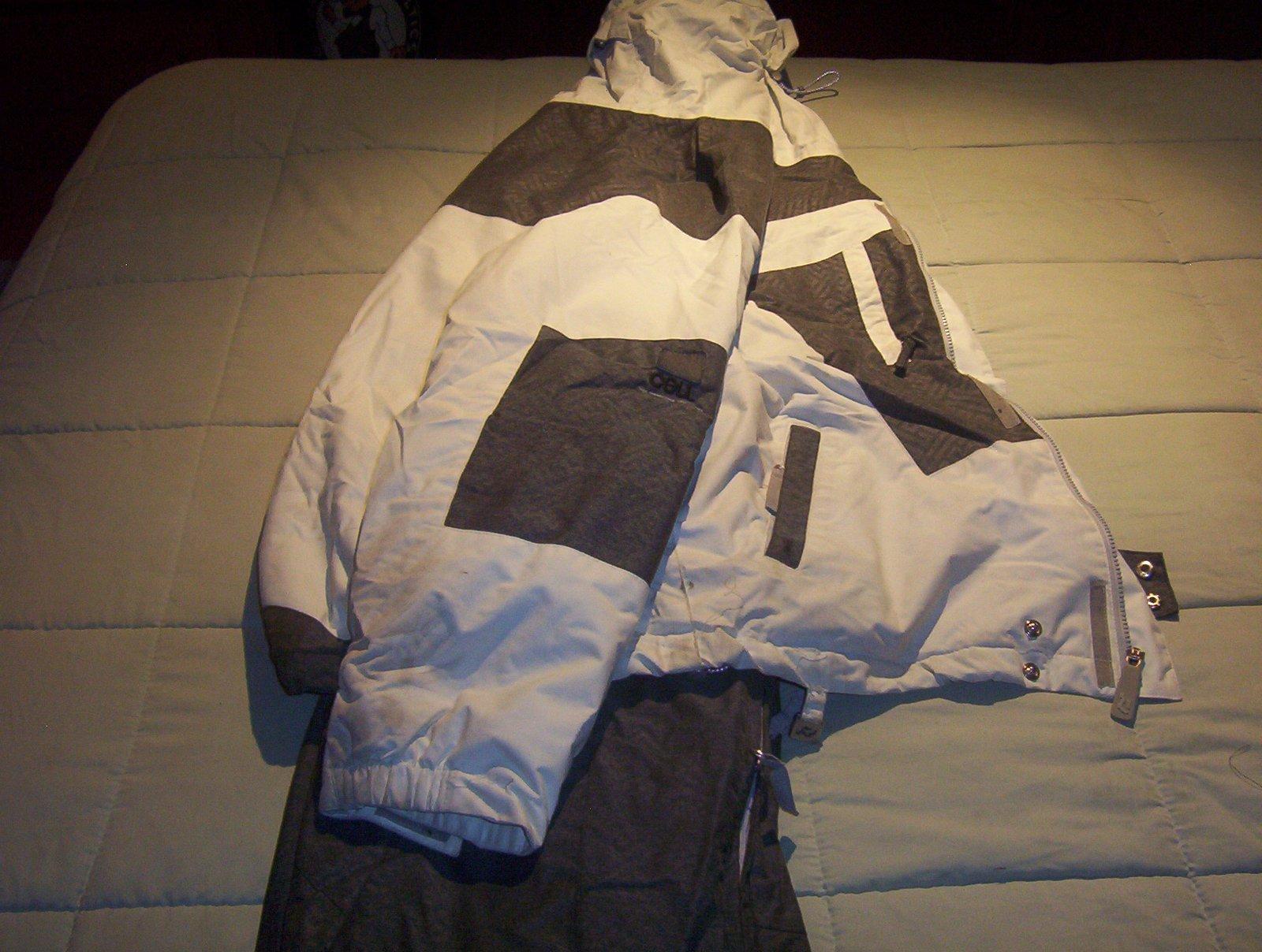 Ride coat 1
