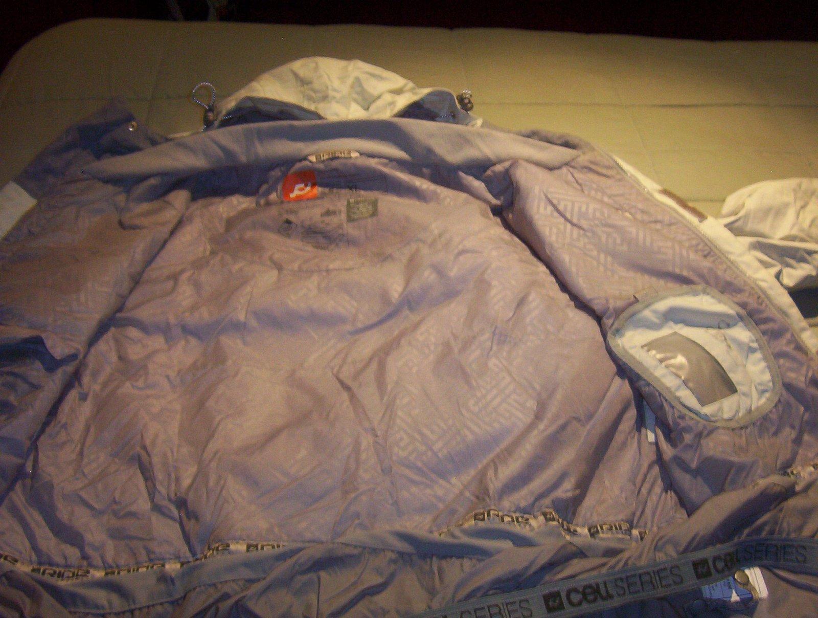 Ride jacket 3