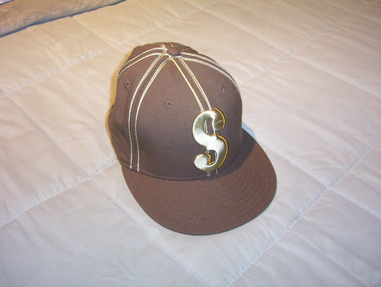 Siver Ball Cap