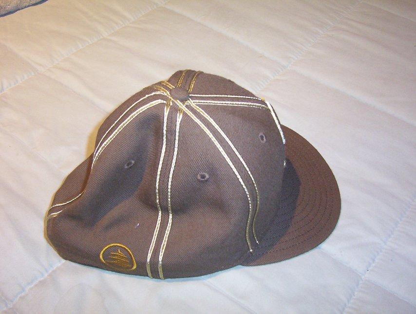 Siver Ball Cap